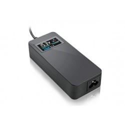 Universele 90W Laptop Adapter voor thuis, auto en vliegtuig