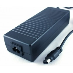 120W HP Compaq Compatible AC Adapter 18.5V 6.5A (Ovale plug)