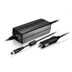 Laptop Autolader voor Dell laptops 65W 19.5V 3.34A