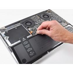 Macbook Batterij vervangen