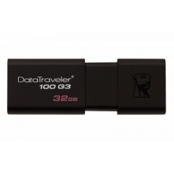 16 GB Kingston Datatraveler 100 USB 3.0 geheugen stick