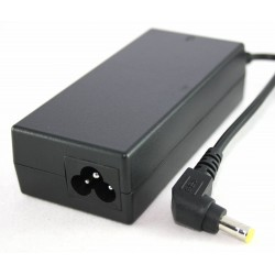 AC ADAPTER -  LCD 75W 15V 5A (5.5*2.5 mm plug)