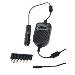 AUTOLADER UNIVERSEEL - HQ 12V ADAPTER 36W