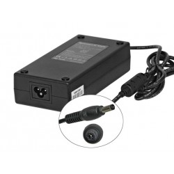 AC ADAPTER -  LCD 120W 12V 10A (5.5mm x 2.5mm plug)